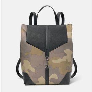 Camo Bag.